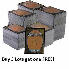 100 MTG Magic The Gathering Cards Common/Uncommon Random Bulk Lot Collection