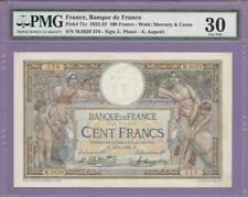 1991 UNC 100 francs pre-Euro France P-154 154f
