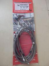 GSXR 1100 GV73C Telegabel STAHLFLEX vorne & hinten & Kupplung ABE  GSX R GSX-R