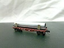 Micro Trains Z Scale Southern Pacific Flat Car w/ Custom Load
