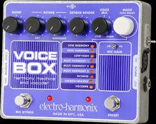 Electro Harmonix Voice Box - Harmony & Vocoder Effekt