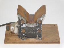 Vtg Allen Electric Mfg General Equipment Steampunk Demagnetizer Watch Maker Tool
