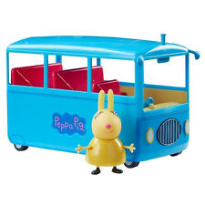 Peppa Pig's School Bus Toy NEW