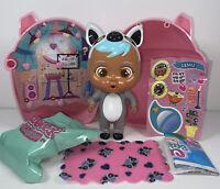 LEMU the LEMUR Cry Babies Magic Tears Bottle House Series Mini Doll NEW!!