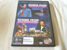 Richard Pryor - Here and Now & Live on Sunset Strip Boxset (DVD, 2007) Region 4