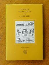 Pioneer Settlement in Australia by Robert R Ingpen (Hardback, 1972)