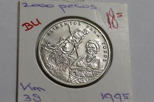 GUINEA BISSAU 2000 PESOS 1995 FAO B38 CG47
