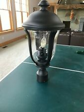 Large Post Light Outdoor Vintage Street Lights for Garden Patio Yard
