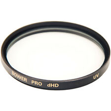 Bower 49mm UV Filter for Canon EF-M 15-45mm IS STM Lens
