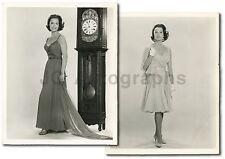 Dina Merrill - Actress, Businesswoman - Lot of 2 Original 8x10 Photographs