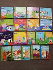 Ladybird Collection Of 18 Books Peppa Pig Children Kids Learn To Read