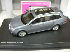 1/43 Autoart VW Golf Variant V 2007 graumetallic