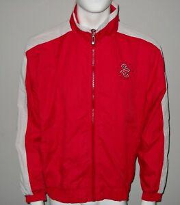 Nike Supreme Court Tennis Jacket Vtg  Pete Sampras Red Japan