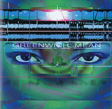 Greenwich Mean-Wayne Krantz CD 1997
