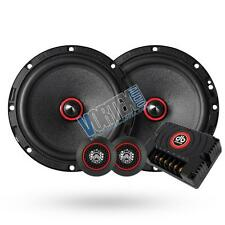 "Db Drive S3 65Cv2 6.5"" 350W 4 Ohm Component Car Speaker System Tweeter Crossover"