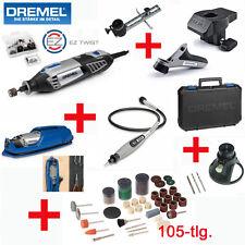 DREMEL Multitool Multifunktionswerkzeug 4000 -4 +170-tlg. Zubehör + Vorsätze