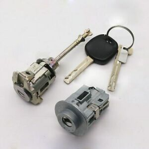 Car Lock Cyllinder for Toyota Camry C-HR for Lexus with 8A Transponder Key