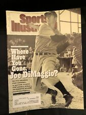 Joe DiMaggio Sports Illustrated 1993 MINT