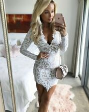 Sexy white dress for nighnight out/date night
