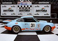1973 Porsche 911 IROC Vintage Classic GT Race Car Photo (CA-0905)