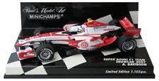 Minichamps Super Aguri F1 Showcar 2007 - Anthony Davidson 1/43 Scale