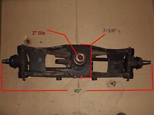 43100-20620-71 4301-01 Toyota Forklift Steer Axle Assy