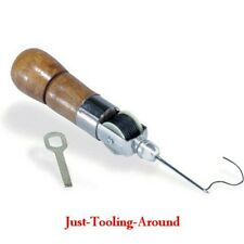 Tandy Leather LOCKSTITCH SEWING AWL Kit for Stitching Hides, Saddles,  1216-00