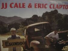 ERIC CLAPTON & JJ CALE ESCONDIDO 180 GRAM AUDIOPHILE 2006 ORIGINAL ISSUE 2LP SET