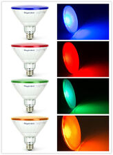 PAR 38 15W LED Colorful Bulb 110W 3000K 1500lm Indoor/Outdoor Floodlight