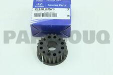 2312002570 Genuine Hyundai / KIA SPROCKET-CRANKSHAFT