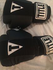 title gel boxing gloves