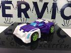 Rescan BLURR Transformers Rescue Bots 2015 purple racing car