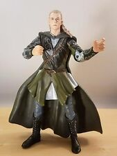 LEGOLAS LORD OF THE RINGS ACTION FIGURE TOY BIZ 2005 RETURN OF THE KING
