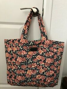 NWT Marc Jacobs Bag Quilted Flower Floral Tote