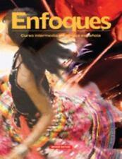 Enfoques Pack : Curso Intermedio de Lengua Espanola by Jose A. Blanco and Maria