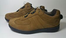 38468761c4 NEW DREW BOA Self Lacing System Orthopedic Shoes Brown SZ 12.5 M
