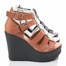 697d1dff9 Bamboo Women s Gladiator Sandals for sale