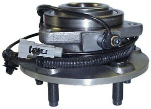 Wheel Bearing and Hub Assembly Front PTC PT513234