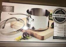 Farberware millennium Straining Covered 2QT Saucepan