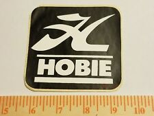 VTG 70's HOBIE WOODY SANTA CRUZ ROAD RIDER MISPRINT NOS SKATEBOARD DECK STICKER