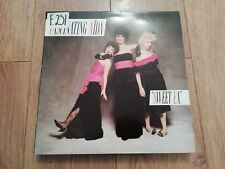 FASCINATING AIDA * SWEET FA * COMEDY VINYL LP EXCELLENT 1985
