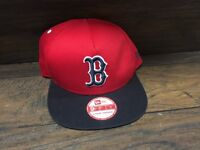 7870e15b2 20766 New BOSTON RED SOX MLB Baseball Player Cap - Snapback Hat / 9fifty