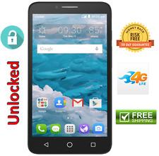 "New Alcatel OneTouch Flint 4G LTE 5.5"" HD 6Gb 8mp Smartphone (Unlocked GSM)"