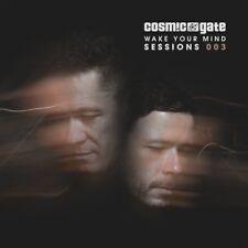 COSMIC GATE - WAKE YOUR MIND SESSIONS 003  2 CD NEU