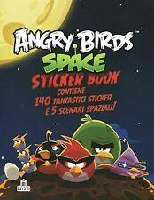 Angry BIRDS SPACE//50 cartocci Adesivo//giromax Sticker