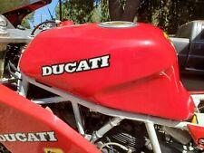 1992 Ducati 900ss Gas Tank