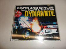 CD  Beats And Styles Feat.  Toni W &  B.O.Dubb*  – Dynamite