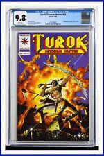 Turok Dinosaur Hunter #10 CGC Graded 9.8 Valiant April 1994 Comic Book