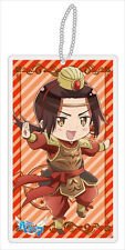 Hetalia Axis Powers China Cultural Outfit Beautiful World Clear Strap Key Chain