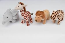 NICI Stofftier Zoo Freunde Stofftier Löwe Tiger Deko Spielzeug Kuscheltier